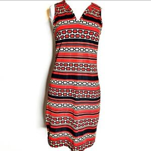 NWT Jude Connally Allison printed dress